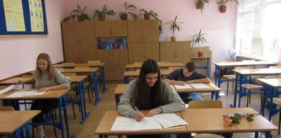 Uczniowie SP 29 w Rzeszowie