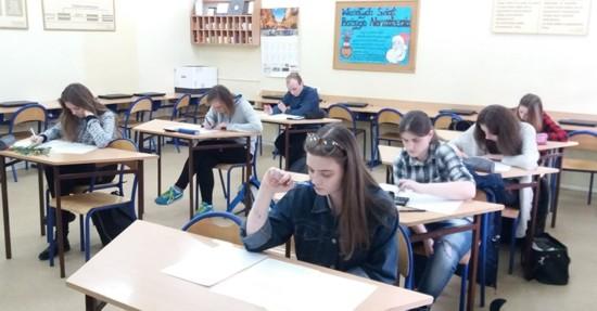 Uczniowie ZSzP nr 2 w Tomaszowie Mazowieckim