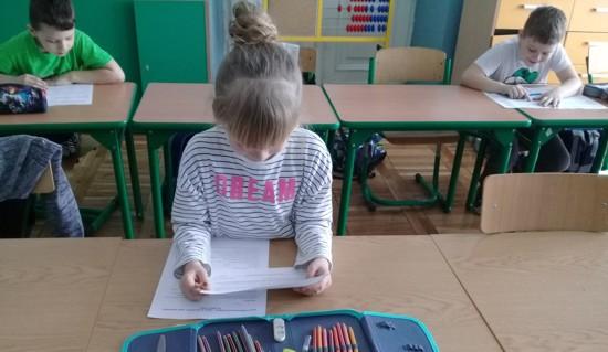Uczniowie PSP w Michałowie