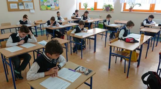 Rodzice i uczniowie PSPSP w Rzeszowie