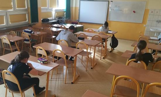 Uczniowie ZS-P nr 6 w Rzeszowie