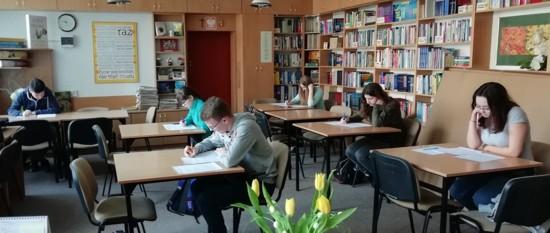 Uczniowie ZSH-E w Białymstoku